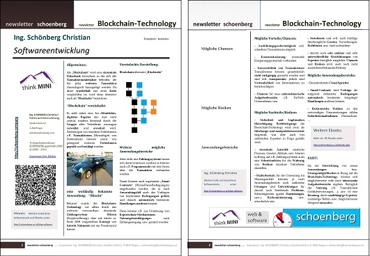 Ebook Blockchain-Technology