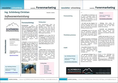 Ebook Forenmarketing