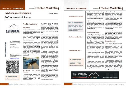 Ebook Freebie-Marketing