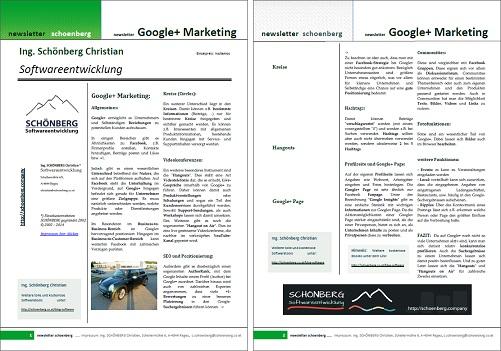 Ebook Google+Marketing