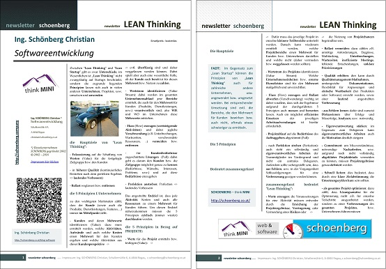 Ebook Lean-Thinking