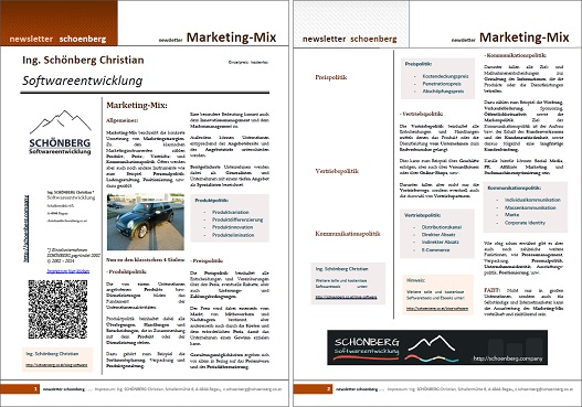 Ebook Marketing-Mix