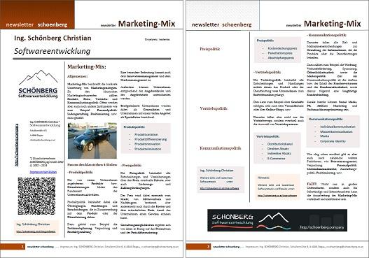 Ebook Marketing-Mix