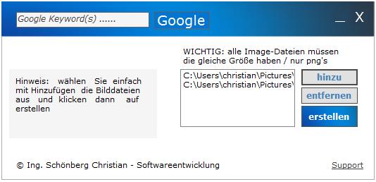 Schönberg - Programmieraufträge