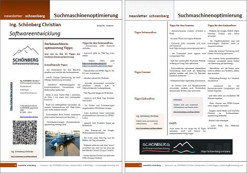 Schoenberg - Programmierauftrag, Programmierer - kostenlose Ebooks
