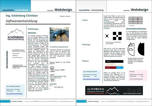 Schoenberg - Programmierauftrag, Programmierer - Ebook Grafik und Gestaltung