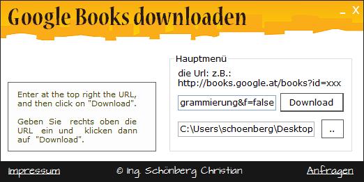 Schoenberg - Programmierauftrag, Programmierer - Google Books