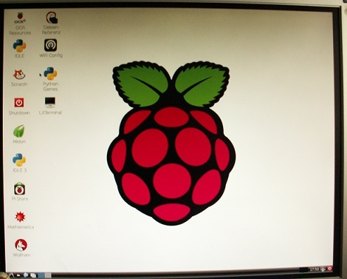 Schoenberg - Programmierauftrag, Programmierer - Raspberry Pi Mini-PC