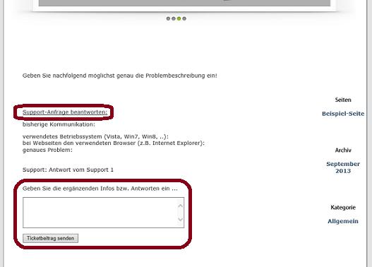 Schoenberg - Programmierauftrag, Programmierer - WordPress-Plugin Ticketsystem
