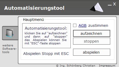 Schoenberg - Programmierauftrag, Programmierer - Bilder verzerren