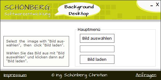 Schoenberg - Programmierauftrag, Programmierer - Desktop Hintergrund Bild ändern