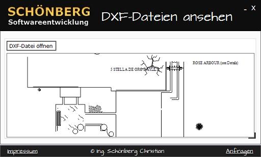 Schoenberg - Programmierauftrag, Programmierer - DXF-Viewer-Reader